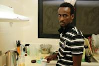 Somali asylum-seeker Khadar Hrisi's wife has already made several suicide attempts
