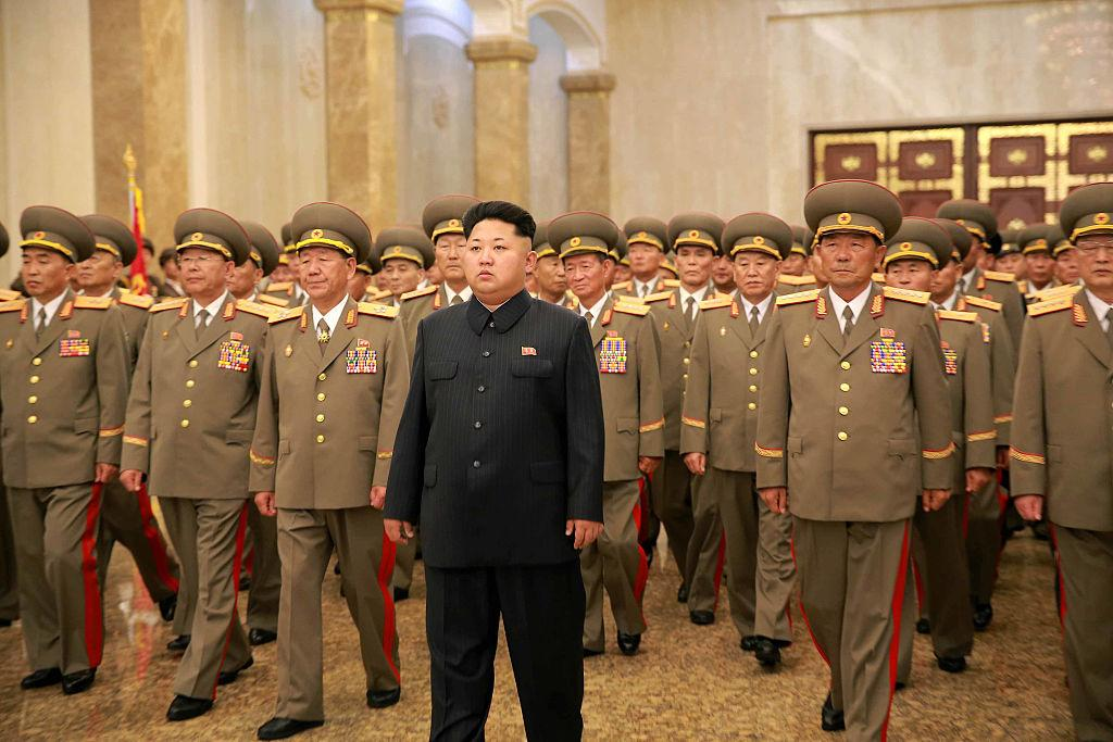 <p>North Korea came in third place making it a pretty eclectic list. It seem Kim Jong Un piqued interest in 2017. <em>[Photo: Getty]</em> </p>