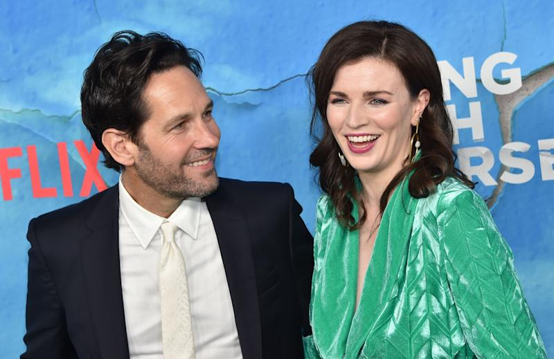 Paul Rudd and Aisling Bea star in Netflix's