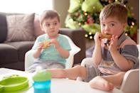 <p>Start the day off on a celebratory note by eating breakfast by the Christmas tree, either before or after opening that pile of presents. In our opinion, gingerbread cookies totally count as breakfast during the holidays. </p>