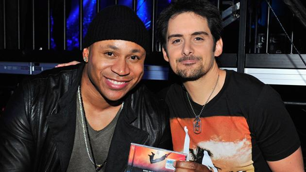 """LL Cool J Joins Brad Paisley on """"Accidental Racist"""""""