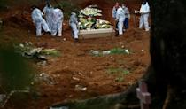 Brazil is still struggling to contain its outbreak