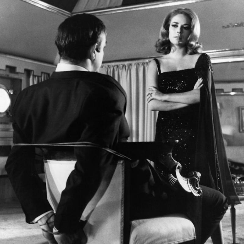 The actress played Bond girl Helga Brandt opposite Sean Connery in the 1967 film You Only Live Twice. Source: Getty