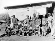 At least 60,000 Herero and around 10,000 Nama were killed between 1904 and 1908