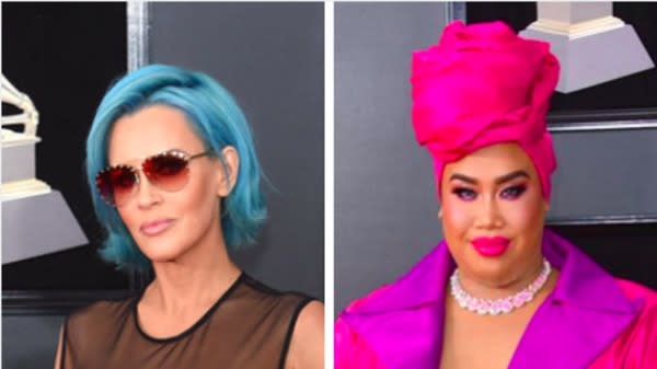 The Most Outrageous Looks From The 2018 Grammy Awards
