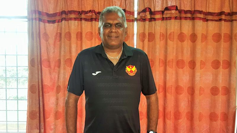 K. Gunalan back to blood future Red Giants