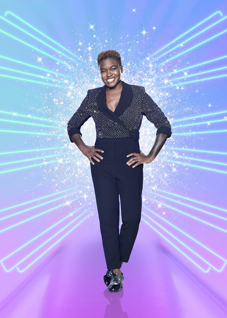 <strong>Nicola Adams<br /></strong>Olympic boxer