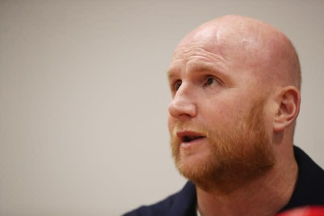 Former Celtic and Wales striker John Hartson hailed the Scottish FA's stance (Niall Carson/PA)
