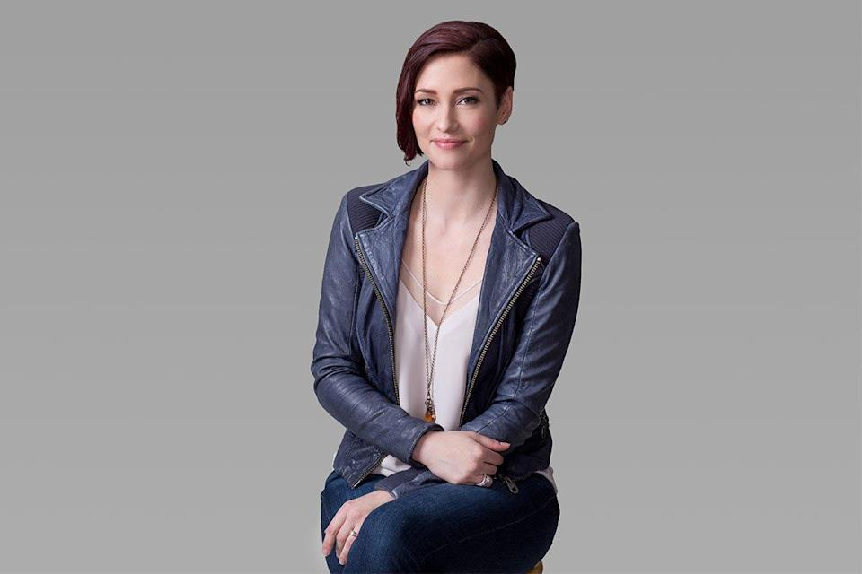 How Supergirl Star Chyler Leigh Talks to Her Kids About Her Bipolar Disorder: 'They Worry'