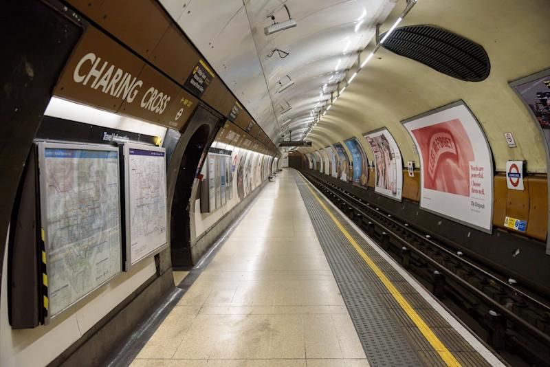 Bakerloo line services will be disrupted this festive period: Getty Images