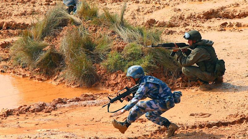 China's elite troops head to Russia for massive Vostok 2018 war games