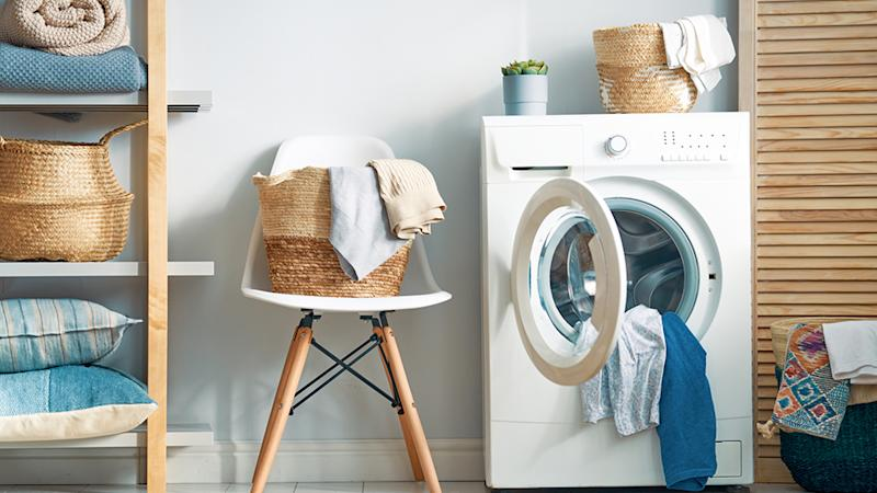 A mum's Kmart laundry hack has divided opinions on Facebook. Photo: Getty