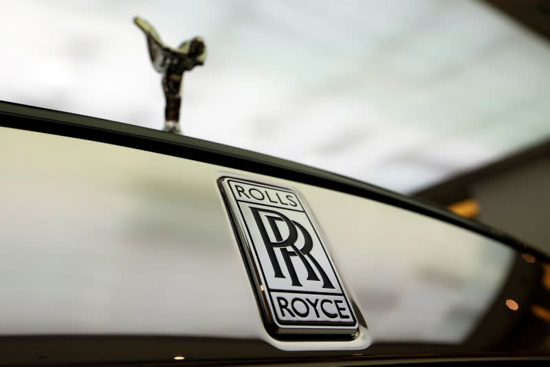 Rolls-Royce motor cars suspend production in UK over coronavirus