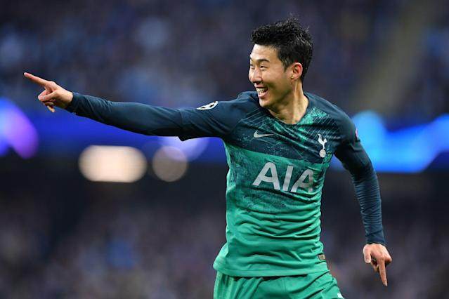 Manchester City vs Tottenham: Social media reacts to incredible first half in Champions League tie