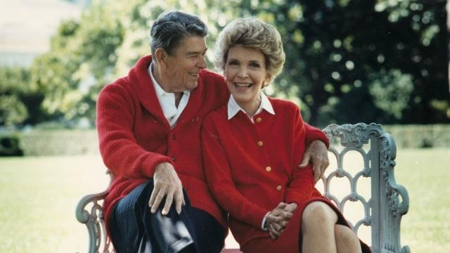 Nancy Reagan, Former First Lady, Is Dead at Age 94