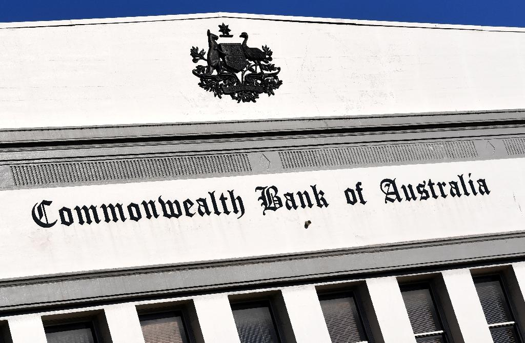 Commonwealth bank of Australia has had a torrid few months amid a flurry of action by regulators (AFP Photo/William WEST)