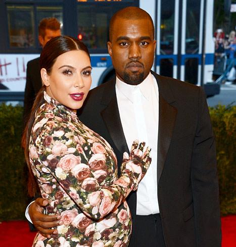 "Kanye West: ""I Would Do Anything to Protect"" Kim Kardashian, Our Baby"
