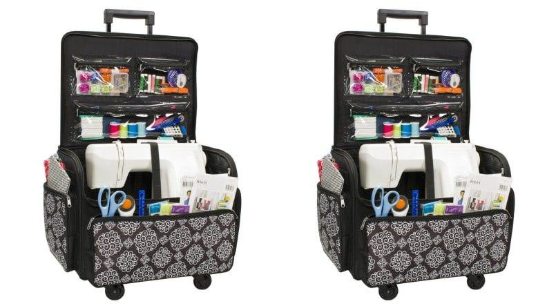 This bag is perfect for quilters.
