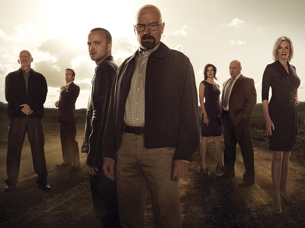 "<b>""Breaking Bad"" series finale </b>(Season 5 continues in summer 2013 on AMC)<b><br><br></b>What will Hank do with his discovery that Walt is Heisenberg? Is Hank the reason Walt was on the run in the Season 5 premiere flashforward? Will Walt Jr. also learn about his dad's alter ego? Will Jesse find out Walt poisoned Brock? What will become of Skyler, Saul, Marie and Ted Beneke? And what form will Walt's inevitable comeuppance take? For four and a half seasons, 54 episodes so far, ""Breaking Bad"" has unfolded a fascinating story, one of the best viewing experiences in TV history, and we both can't wait for the final eight episodes and dread them, for it means the ""BB"" gang -- whoever's left standing, anyway -- will ride off into the TV sunset for good."