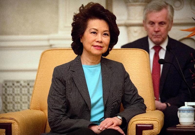 US Secretary of Transportation Elaine Chao said the approval marked an 'important step' for the integration of drones into the US economy