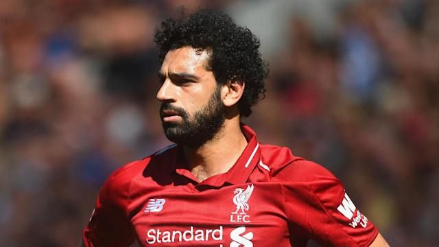 The Liverpool midfielder has been impressed by the Egyptian forward this season and hopes to see him maintain those standards in the years to come