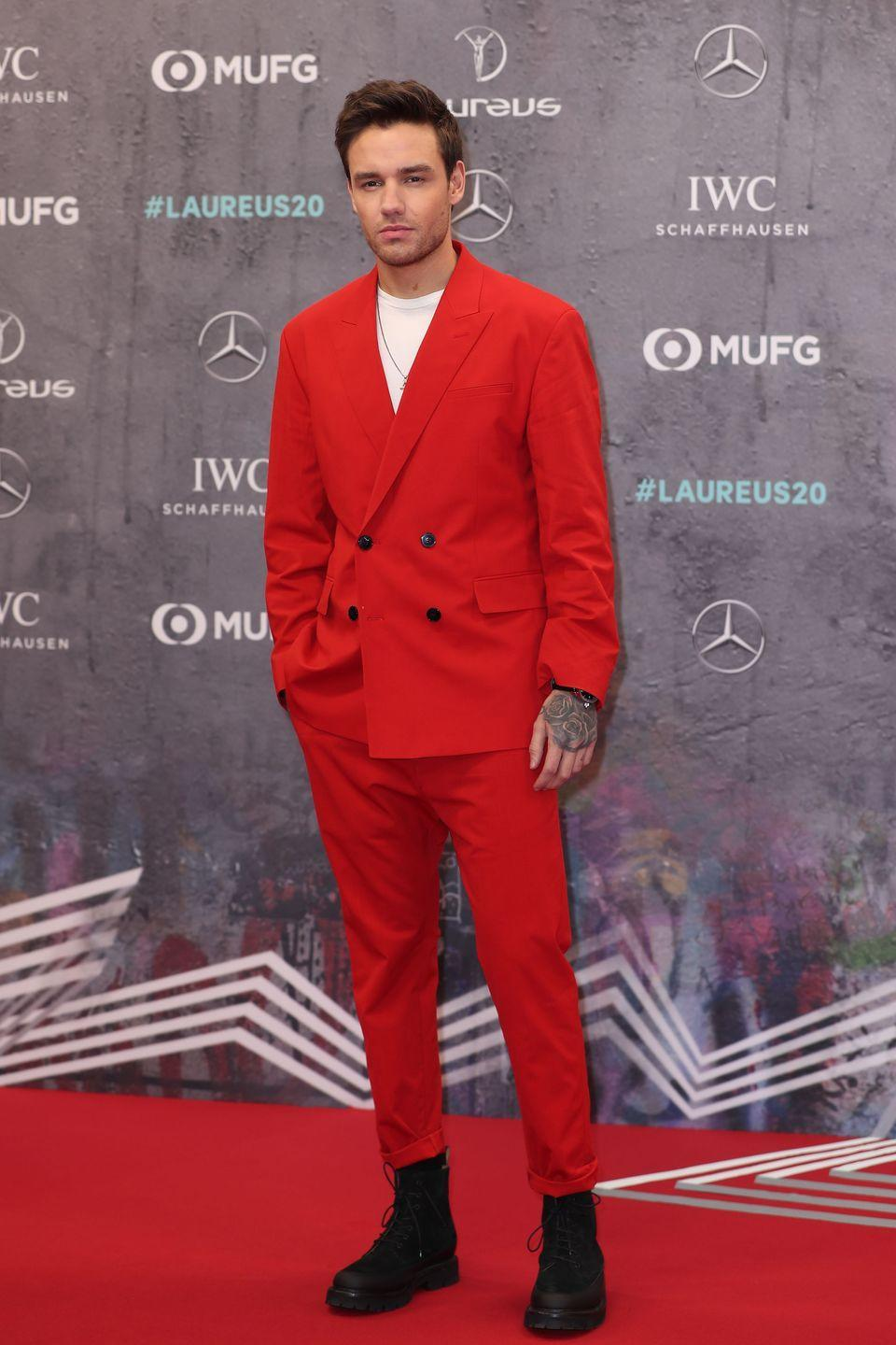 <p><strong>Hair</strong></p><p>In the early 2010s, Payne's hair was as stylish as his red carpet choices while in One Direction. </p>
