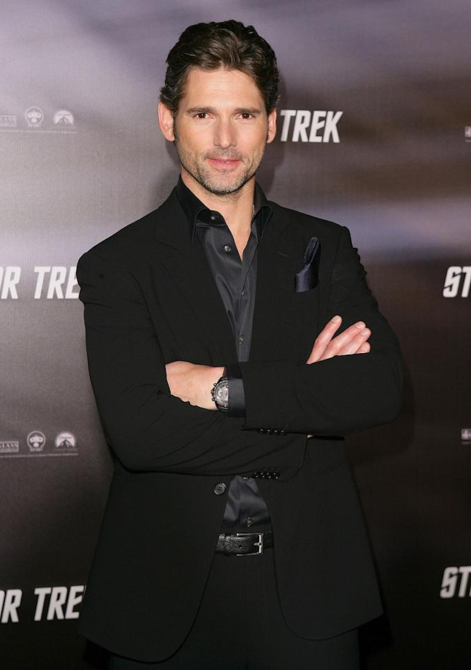 """<a href=""""http://movies.yahoo.com/movie/contributor/1800380395"""">Eric Bana</a> at the Sydney premiere of <a href=""""http://movies.yahoo.com/movie/1809752801/info"""">Star Trek</a> - 04/07/2009"""