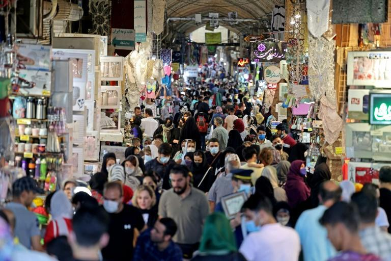 Iranians experienced severe economic woes during Rouhani's second term