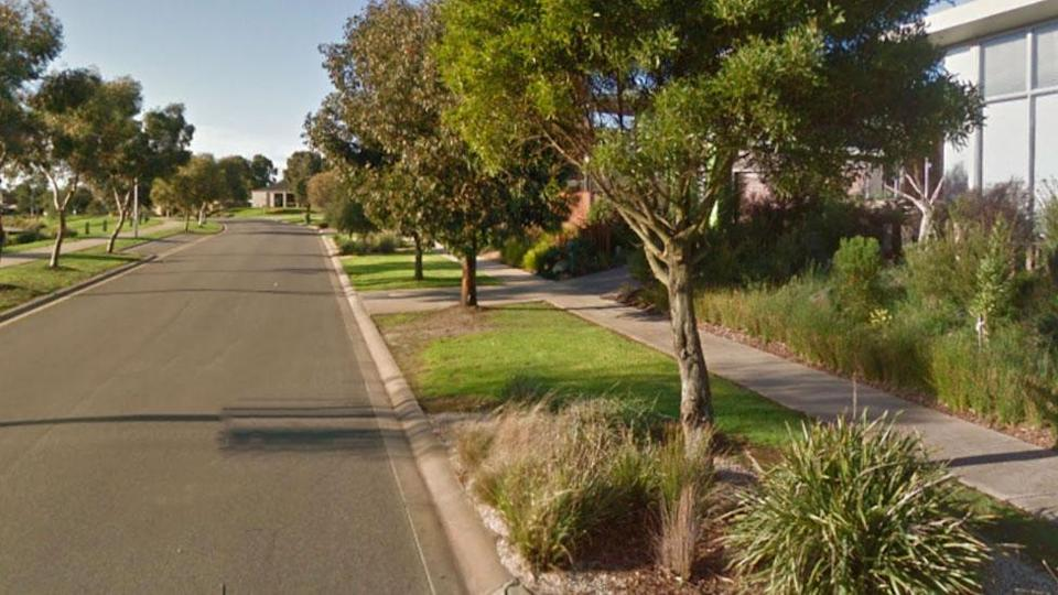 Seagrove Way in Cowes, where a woman was found dead at a property. Source: Google Maps
