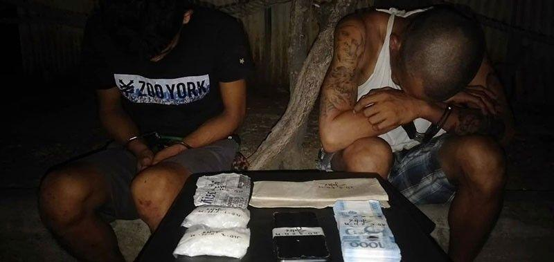 4 arrested in 2 drug busts; drugs worth P7.7-m recovered