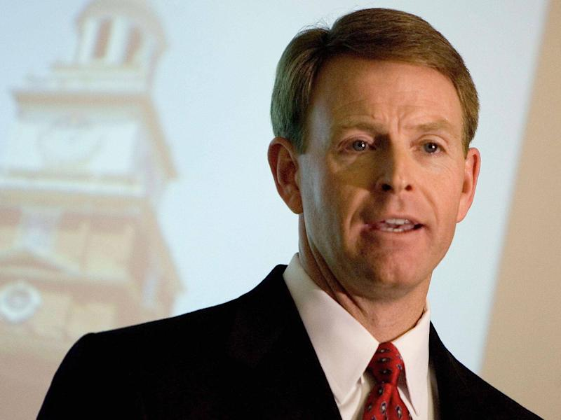 Tony Perkins, president of the Family Research Council, said the allegation would 'not be ignored nor swept aside': Jeff Fusco/Getty Images