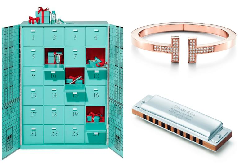 Tiffany & Co. Advent Calendar - prices start at $164,000