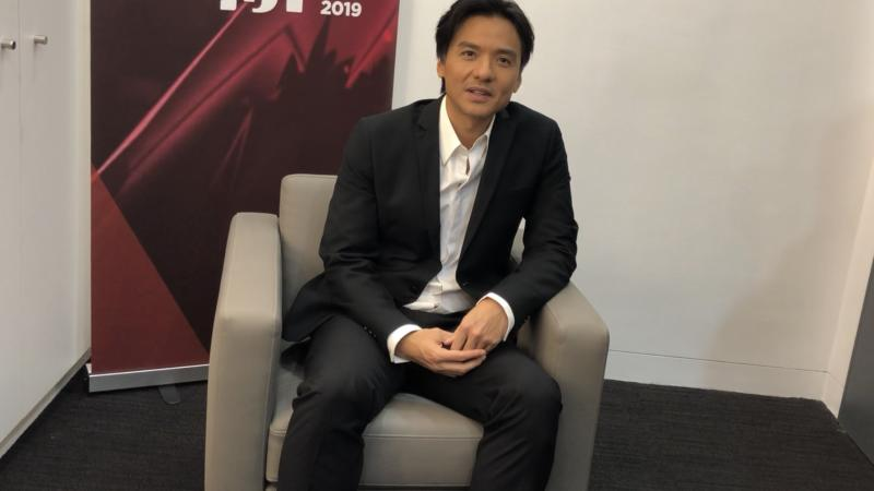 Stephen Fung backstage at Star Search 2019. (PHOTO: Reta Lee/Yahoo Lifestyle Singapore)