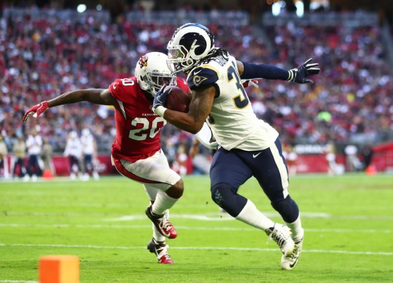 NFL: Los Angeles Rams at Arizona Cardinals