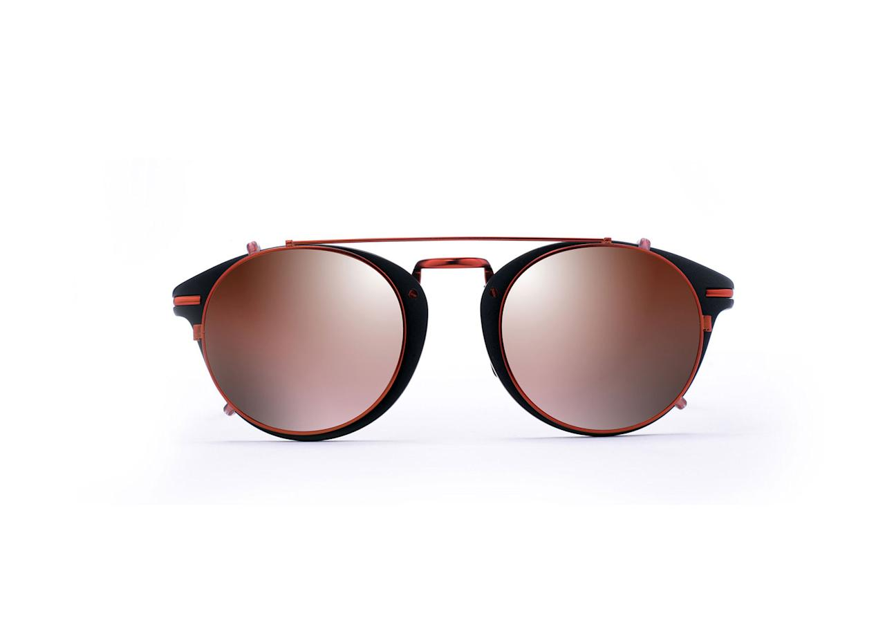 "<p><strong>RVS Eyewear</strong> Ella Rebirth Collection, $385,<a rel=""nofollow"" href=""https://rvseyewear.com/collections/sunglasses/products/ella-gold-gold""> rvseyewear.com</a> </p>"
