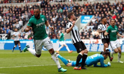 West Brom give themselves hope with Matt Phillips winner against Newcastle
