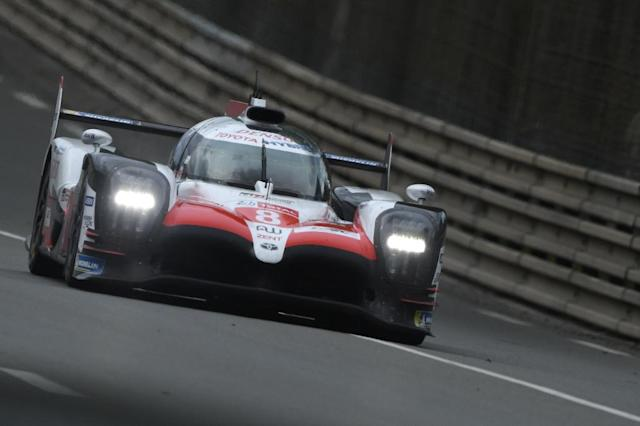 The fact Formula 1 star Fernando Alonso is racing the 24 Hours of Le Mans has focussed many people's attention on the endurance race, his Toyota teammate Sebastien Buemi said on Wednesday (AFP Photo/Jean-Francois MONIER)