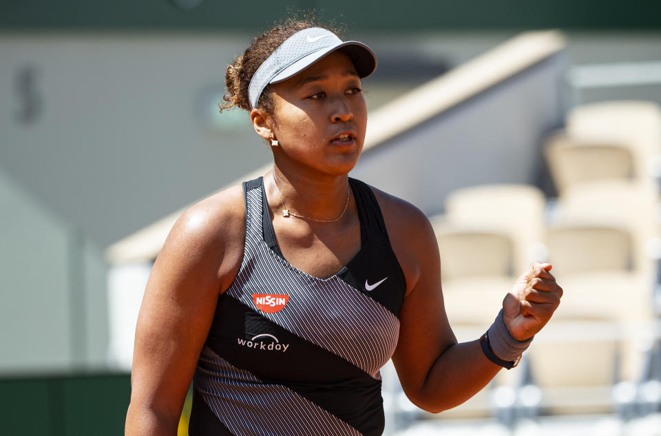 Naomi Osaka will take on the Olympics in the country of her birth. (Getty Images)