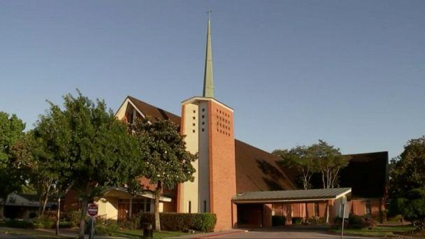PHOTO: The Holy Ghost Catholic Church in Houston is seen here. (KTRK)