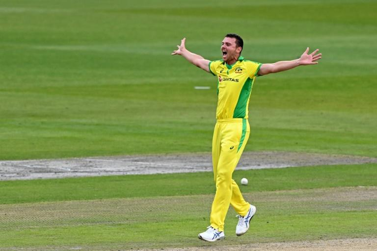 Hazlewood's World Cup woe behind him as Australia beat England