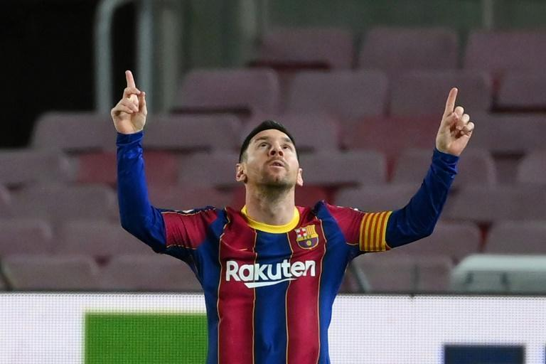 Lionel Messi has scored eight goals in his last eight appearances in La Liga, and a resurgent Barcelona are unbeaten in 10 now