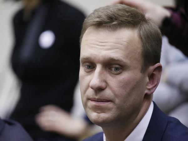 Russian opposition figure Alexey Navalny (File photo)