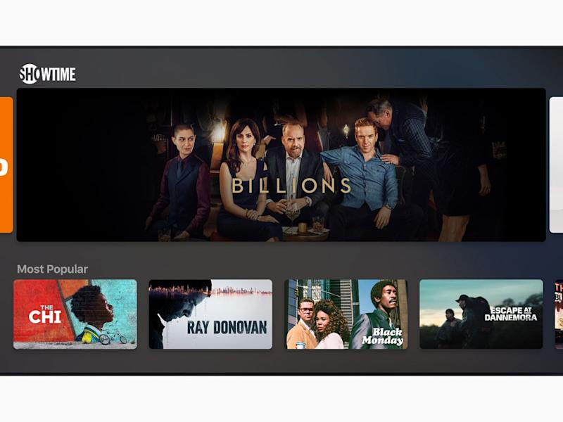 Samsung TVs Get the New Apple TV App
