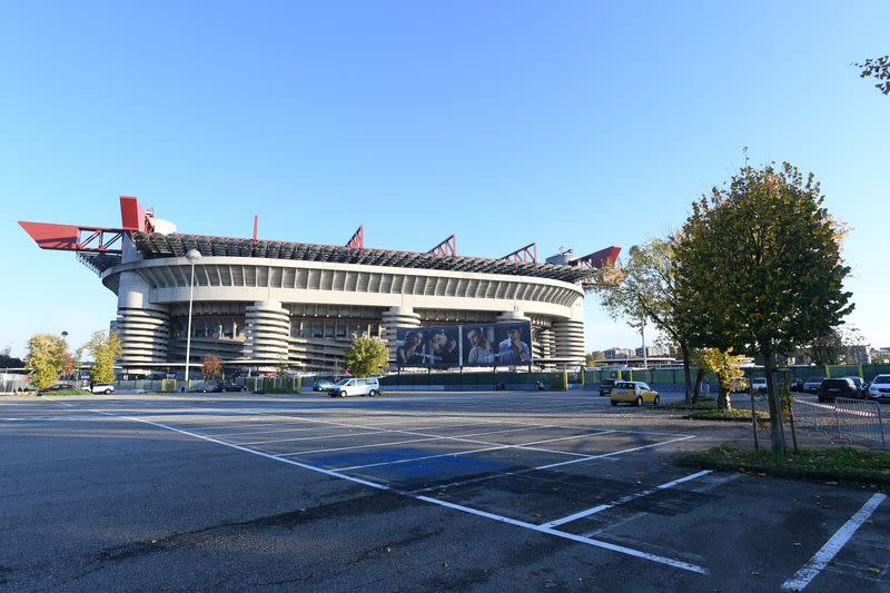 AC Milan, Inter struggle to overcome opposition to plans to replace San Siro