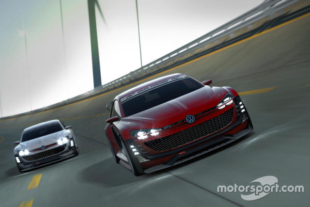 """Volkswagen GTI Supersport Vision Gran Turismo (abril 2015) <span class=""""copyright"""">Polyphony Digital</span>"""