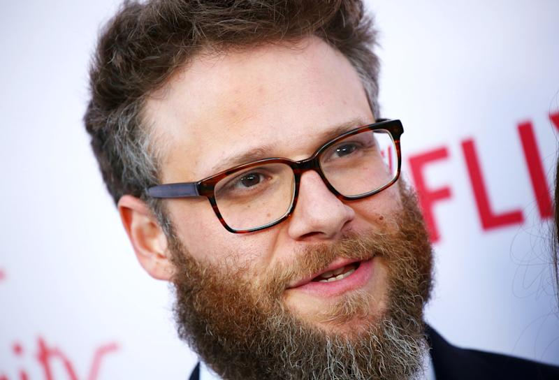 Seth Rogen standing by pal James Franco over sexual misconduct allegations