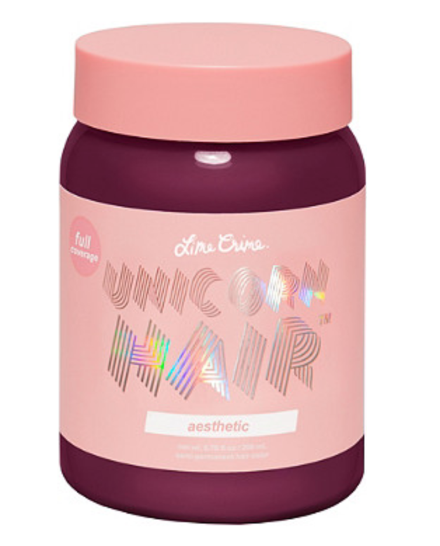 Lime Crime's Unicorn Hair Semi-Permanent Colour in Aesthetic (Mauve)