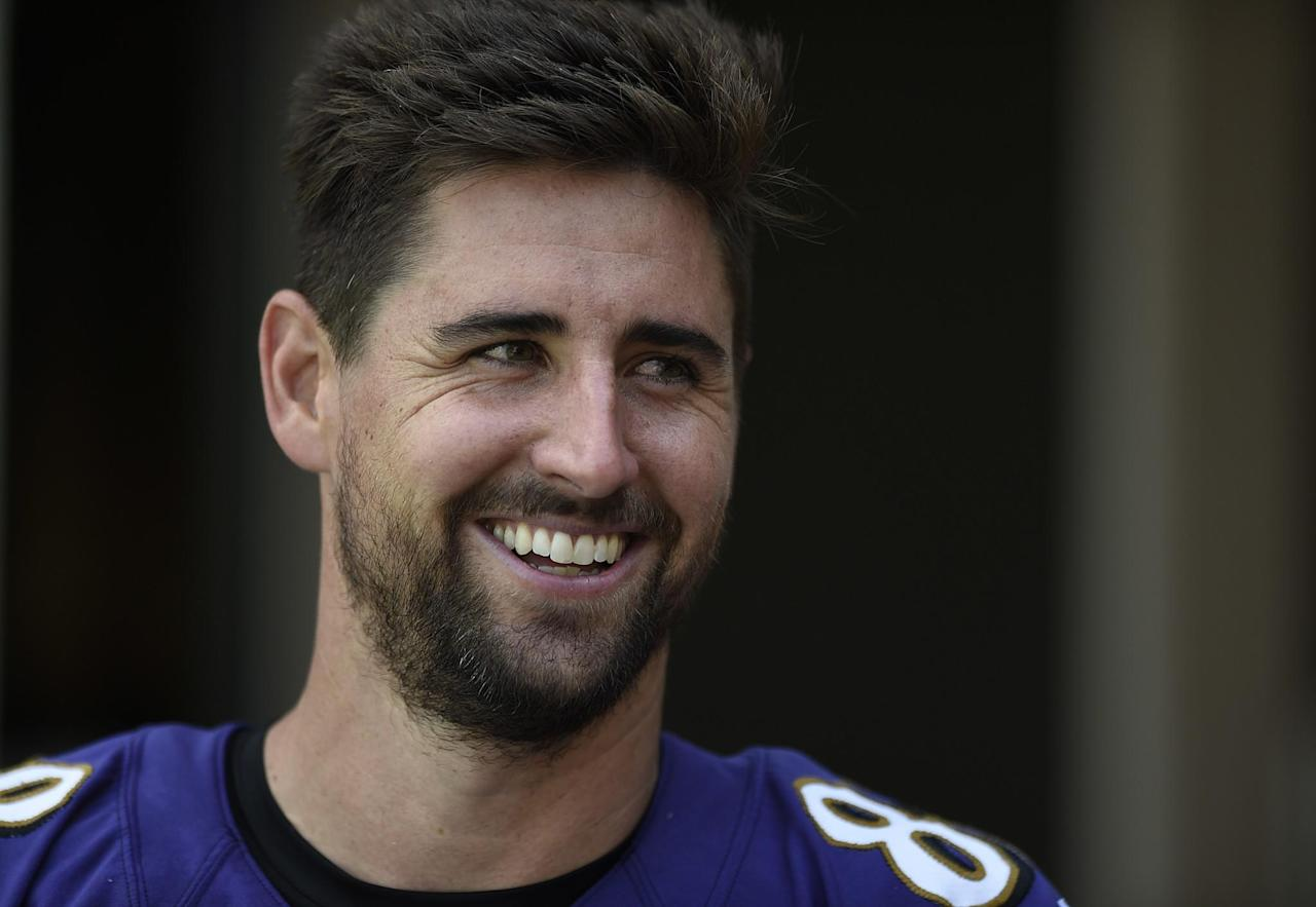 Dennis Pitta suffers yet another serious hip injury, Ravens say