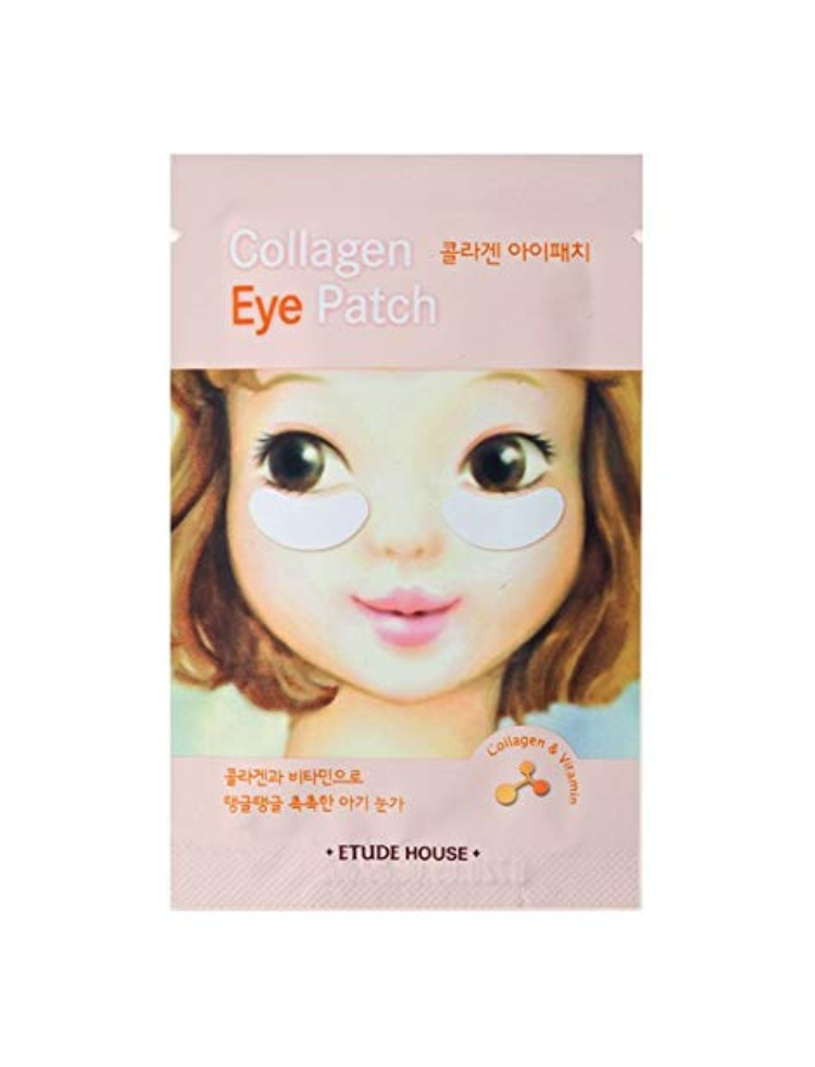 "<p><strong>Etude House</strong></p><p>amazon.com</p><p><strong>$8.90</strong></p><p><a href=""https://www.amazon.com/dp/B00EVPL43C?tag=syn-yahoo-20&ascsubtag=%5Bartid%7C10072.g.33324897%5Bsrc%7Cyahoo-us"" rel=""nofollow noopener"" target=""_blank"" data-ylk=""slk:Shop Now"" class=""link rapid-noclick-resp"">Shop Now</a></p><p>Dr. Chang recommends these patches for intense hydration and anti-aging effects. ""It's formulated with hydrolyzed collagen, glycerin, and hyaluronic acid to hydrate and plump the skin,"" she notes. Pro tip: Store these eye masks in the fridge overnight to keep them cool and help with under eye swelling!</p>"