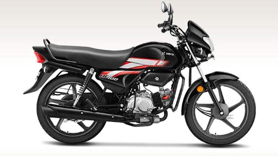 Hero launches its most affordable bike at Rs. 49,400